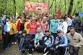 Восхождение на гору Бештау, посвященное 70-летию Победы