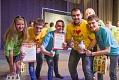 Команду КВН Алтайского экономико-юридического института пригласили в полуфинал Барнаульской лиги