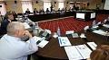 Ректор Алтайского экономико-юридического института В.В. Степанов принял участие в заседании Совета ректоров