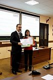 В СГУПСе прошло награждение победителей конкурса «Парад идей»